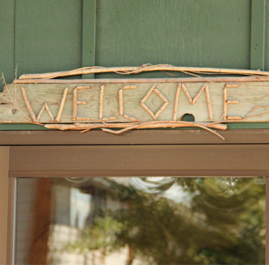whitefish rv park welcome